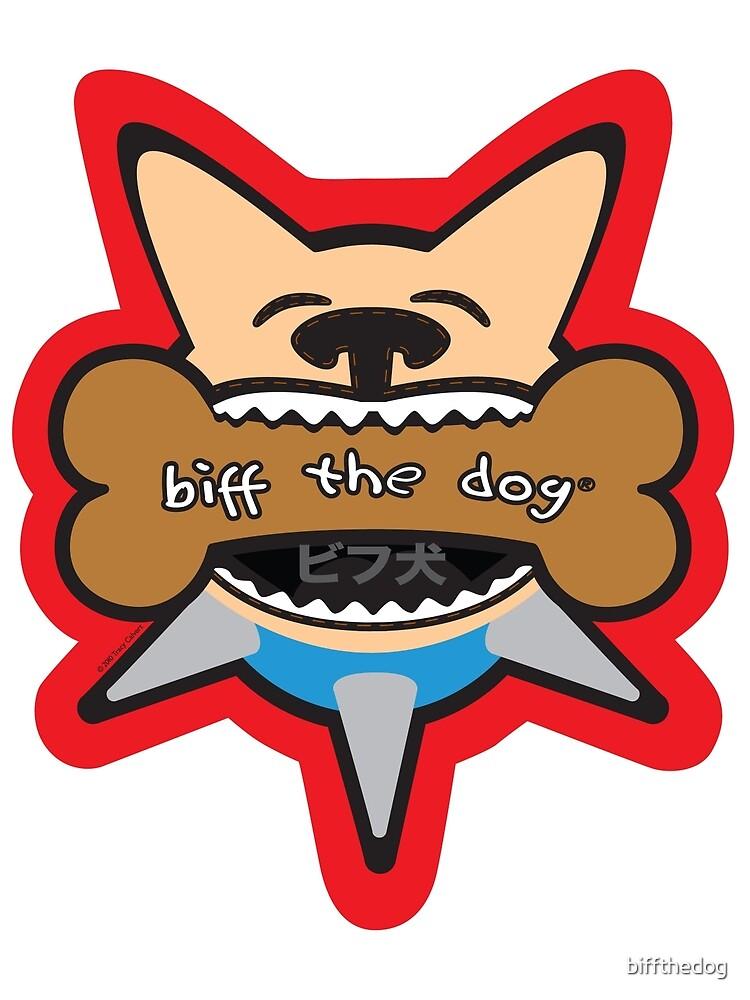 Biff the Dog Big Bone Inu Color Design by biffthedog