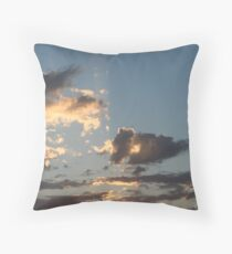 Mannum Sunrise Throw Pillow