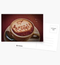 Aromatic Australia Postcards