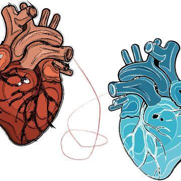 MEXICAN HEART  by ichindenshin