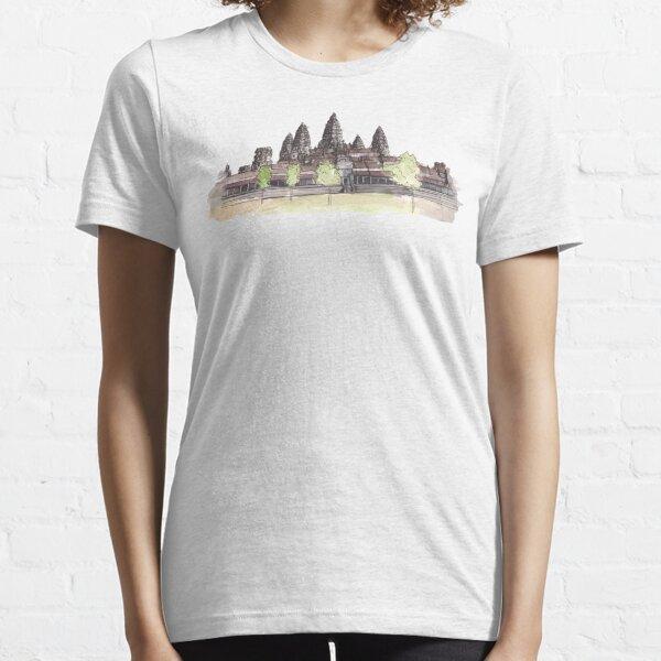 Angkor Wat Essential T-Shirt