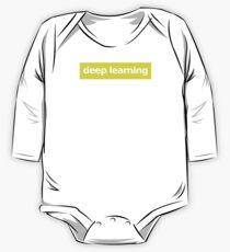 Deep Learning - Yellow One Piece - Long Sleeve