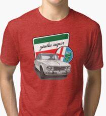 Alfa Romeo Giulia Super Tri-blend T-Shirt