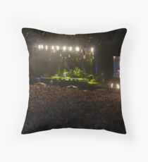 Power & Passion 3 Throw Pillow