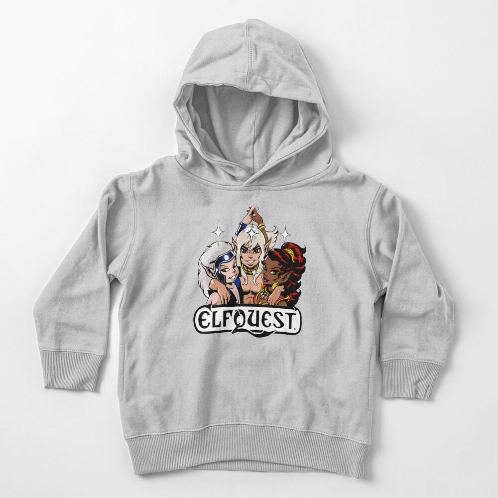 Elfquest: Retro Trio Toddler Pullover Hoodie