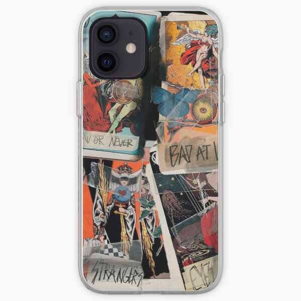 SET OF CARDS iPhone Soft Case