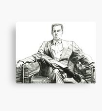 Moriarty - Andrew Scott Canvas Print