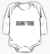 Sauna Tribe - Axe Wordmark One Piece - Long Sleeve