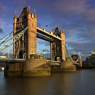 Tower Bridge by Forget-me-not