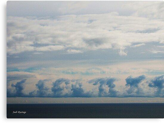 Written in the Sky by Judi Rustage