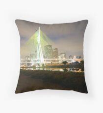 Marginal Pinheiros Throw Pillow