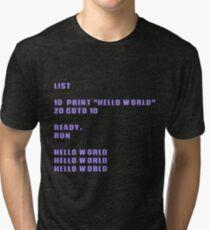 BASIC Tri-blend T-Shirt