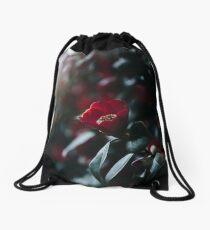 sunshine flower Drawstring Bag