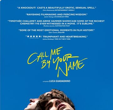 Call Me By Your Name Film Poster Canvas Prints By Dearesthoneybee