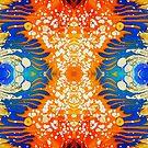 tigre bleu. by juju  dang