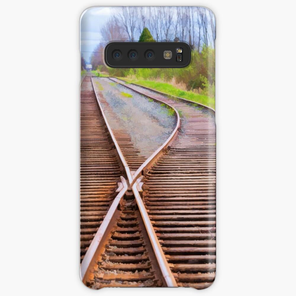 Crossroads Case & Skin for Samsung Galaxy