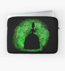 The Princess and the Frog Silhouette Laptop Sleeve