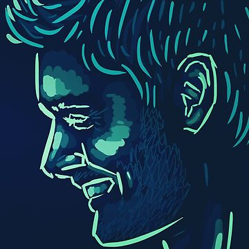 Ackles in Blue by CaseiSolus