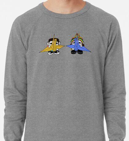 STPC: Naka Do & Oyo Yo with Origami Cranes (Never Forget) Lightweight Sweatshirt