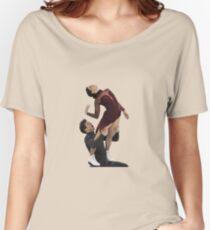 Tessa Virtue und Scott Moir Loose Fit T-Shirt