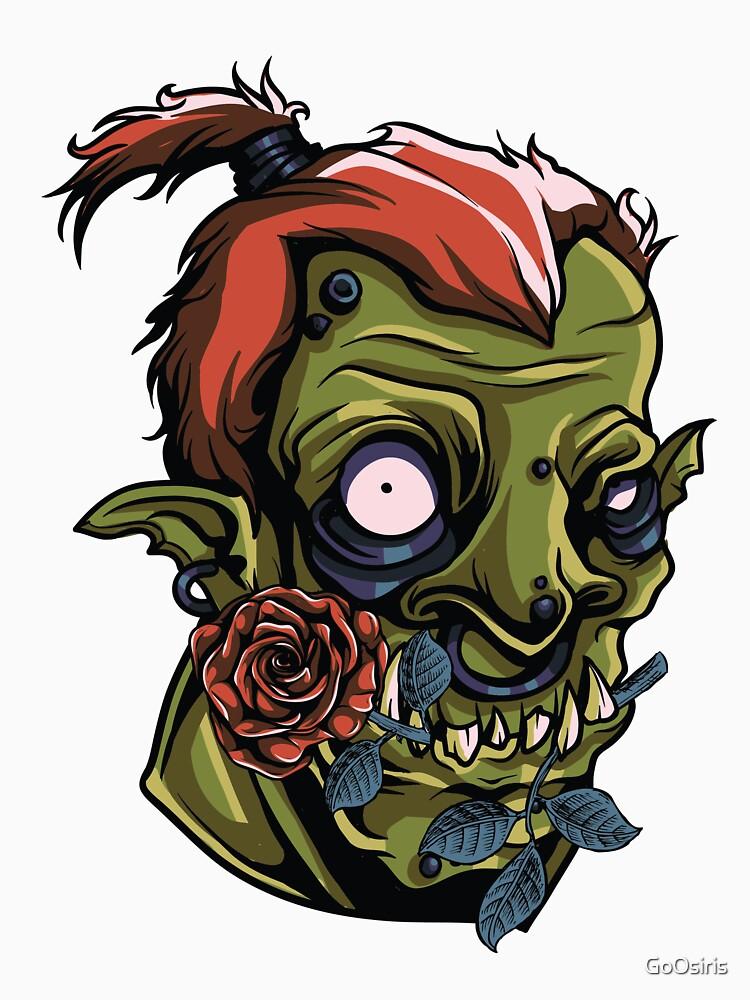 Zombie de GoOsiris