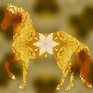 Starburst Horse by DesJardins