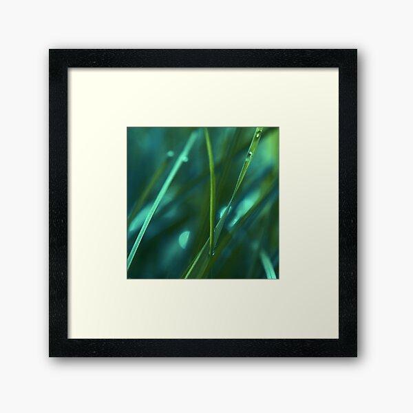 élan Framed Art Print