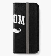 Groom Shirt iPhone Wallet/Case/Skin