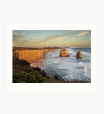 Port Campbell National Park Art Print