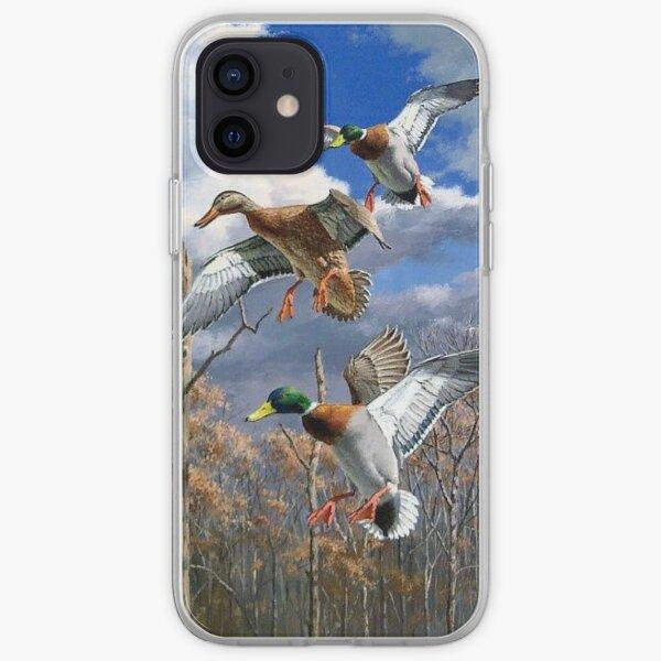 Mallards Cupped Phone Case iPhone Soft Case