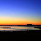 Summer Isles Sunset 2 by Alexander Mcrobbie-Munro