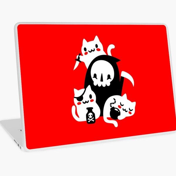 Deaths Little Helpers Laptop Skin