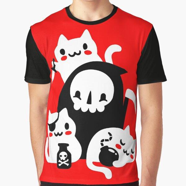 Deaths Little Helpers Graphic T-Shirt