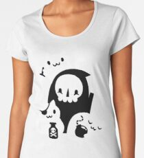 Deaths Little Helpers Women's Premium T-Shirt
