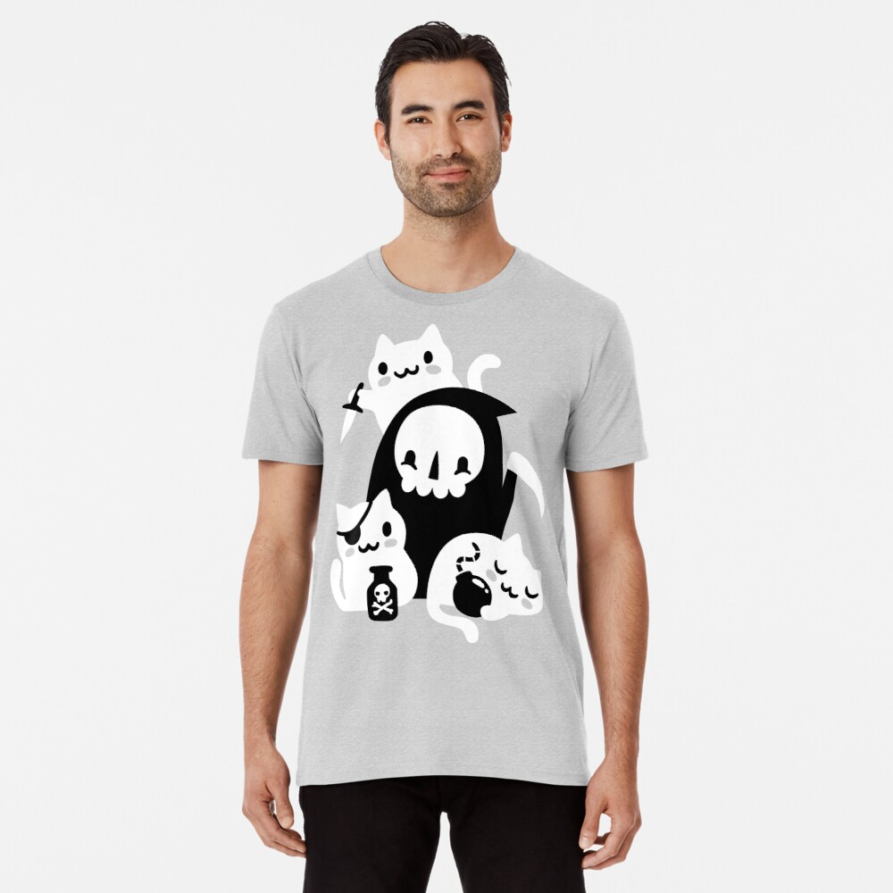 Deaths Little Helpers Premium T-Shirt