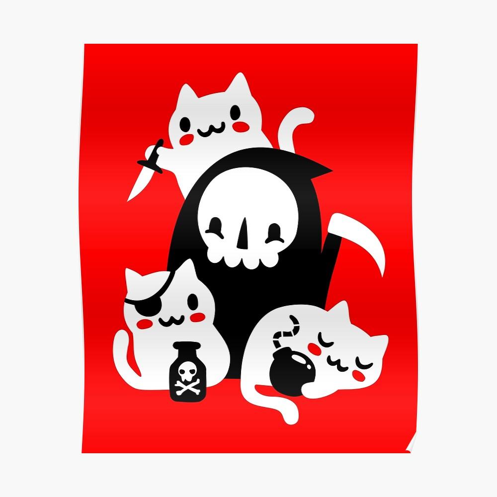 Deaths Little Helpers Poster