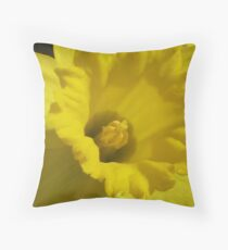 Narcis Throw Pillow