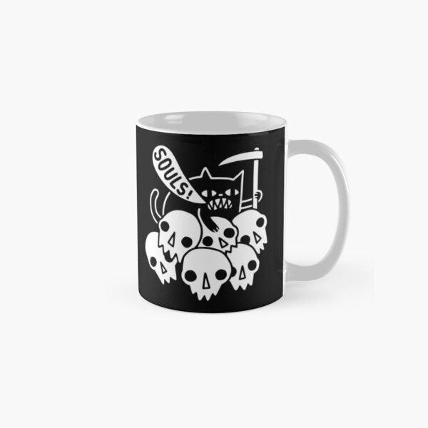 Cat Got Your Soul? Mug classique
