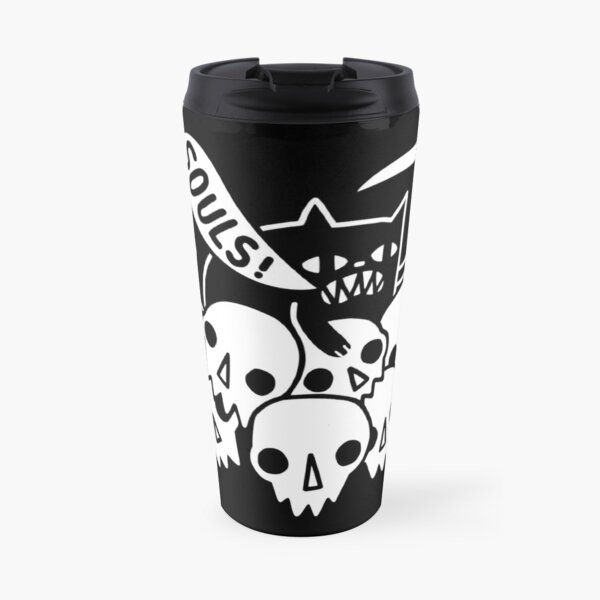 Cat Got Your Soul? Travel Mug