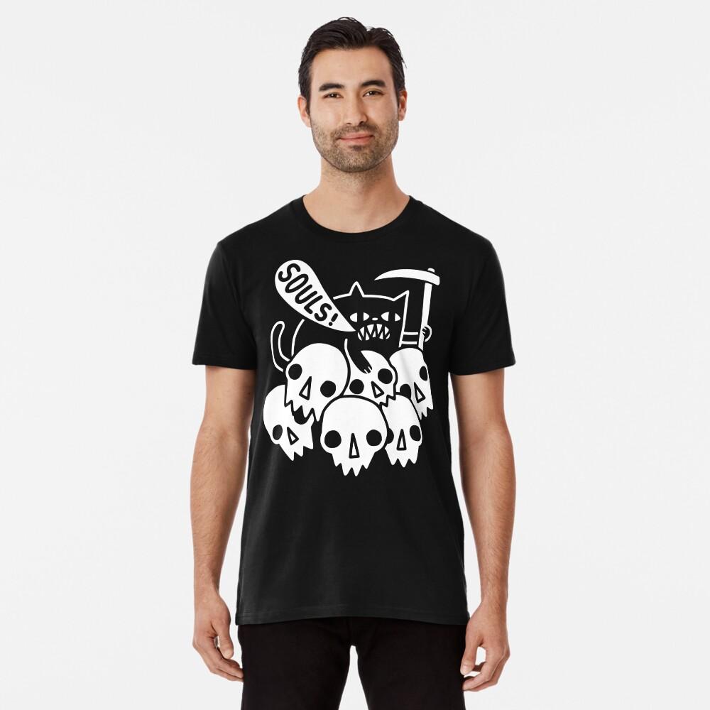 Cat Got Your Soul? Premium T-Shirt