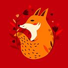 Red fox by mjdaluz
