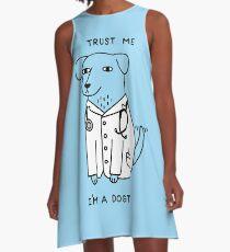 Dogtor A-Line Dress
