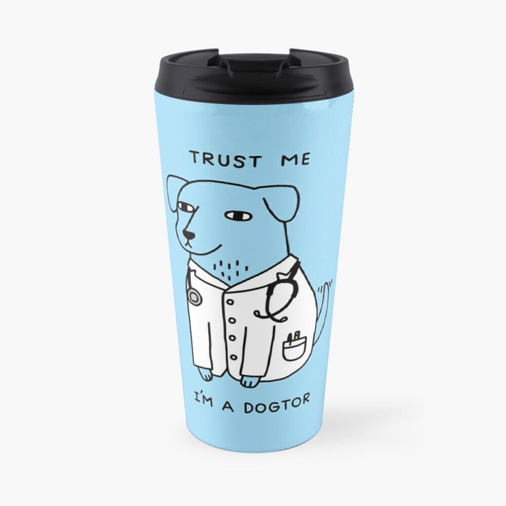 Dogtor Travel Mug