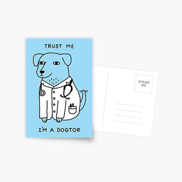 Dogtor Postcard