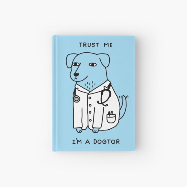 Dogtor Hardcover Journal