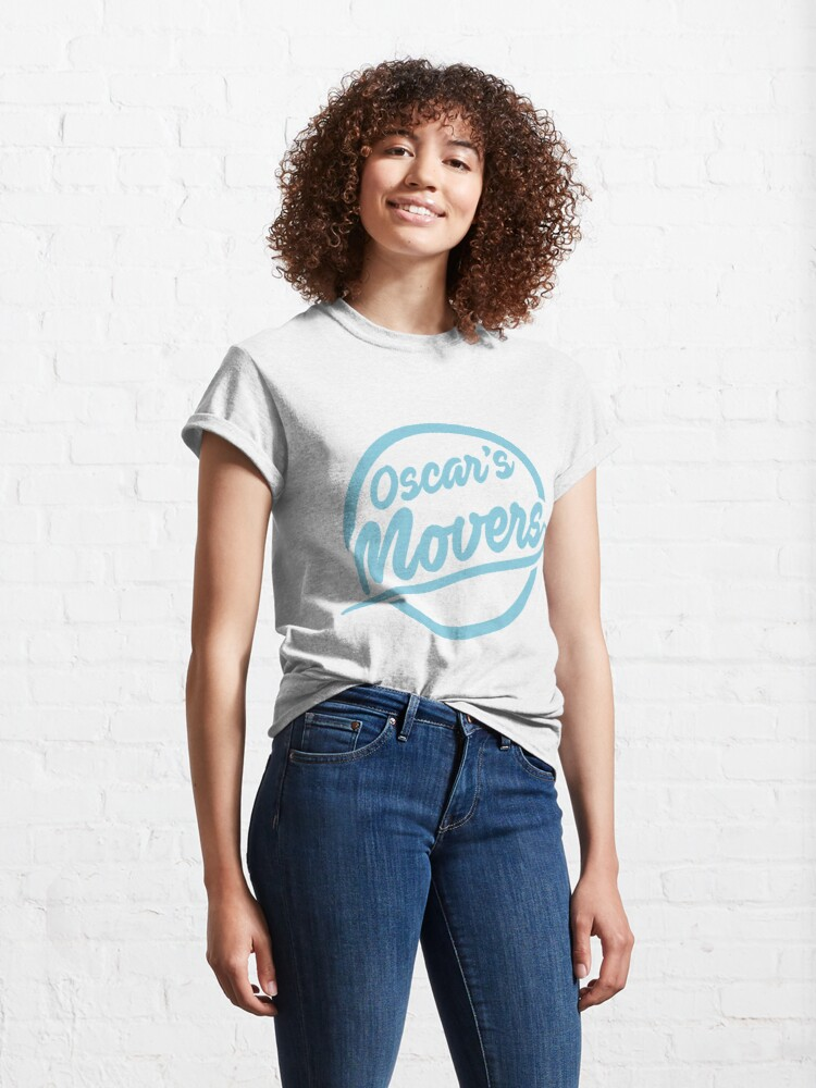 Alternate view of Oscar's Movers Classic T-Shirt
