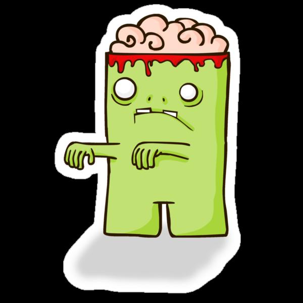Spare Some Brains? by Jess White