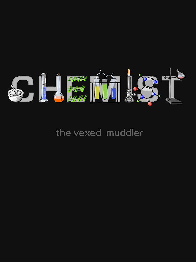 Chemist by thevexedmuddler