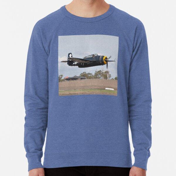 20180325 Scone Airshow-Avenger VH-MML deck run Lightweight Sweatshirt