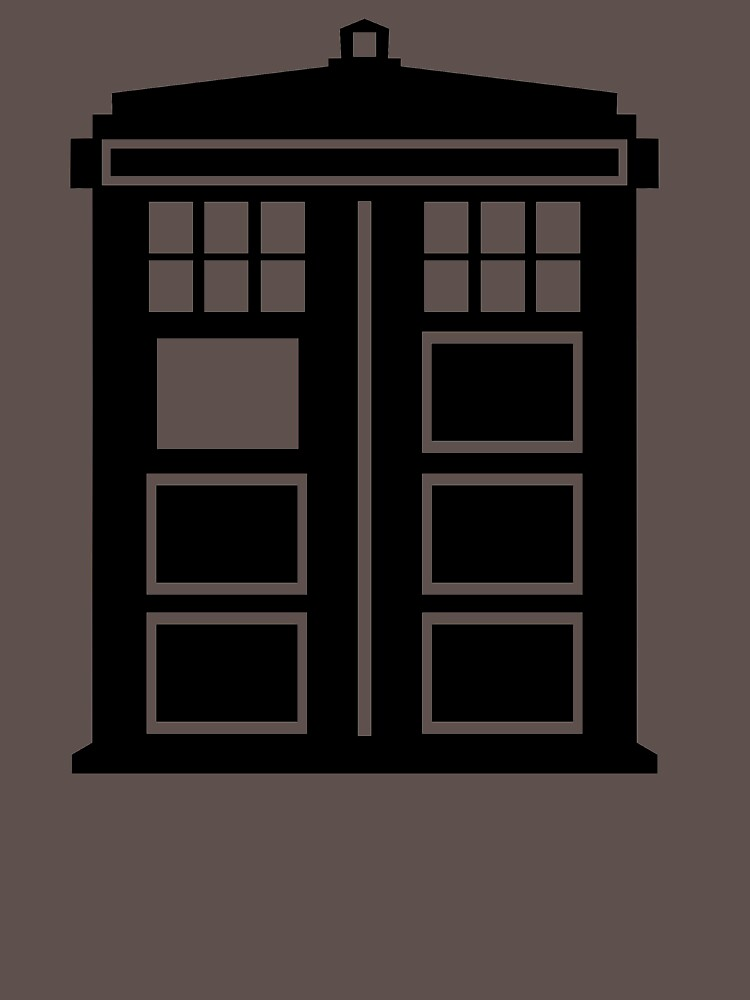Doctor Who Tardis by Rithey79